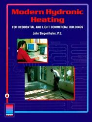 Modern Hydronic Heating for Residential and Light Commercial Buildings Heati…