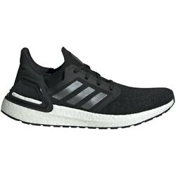 Adidas Mens Ultra Boost 20 Shoes - NEW IN BOX - FREE SHIPPING - Black EF1043 + $114.99