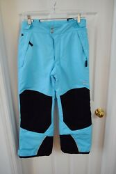 NEW CROSS SKI SNOWBOARD BIBS GIRL BOY SIZE 12 $47.40