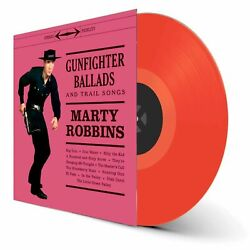 Robbins Marty-Gunfighter Ballads And Trail Songs - Limited Edition Red Vinyl $15.99