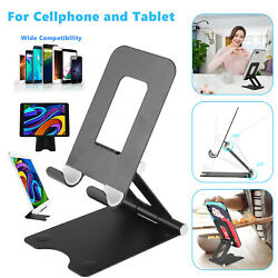 Cell Phone Tablet Switch Stand Aluminum Desk Table Holder Cradle Dock for iPhone $8.97