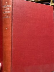 A COMPANION TO THE SUMMA I by Farrell: Architect of Universe ~ 1945 HB- VG++ $20.00