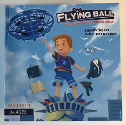 Mini Smart Flying Drone Kids Hand Motion Control UFO Ball Flying Aircraft Toys $9.50