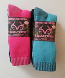 Realtree Womens Socks 4 Pair $37.99