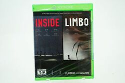 Inside Limbo Double Pack: Xbox One [Brand New] $15.98