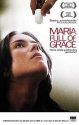 Maria Full of Grace DVD Movie $3.69