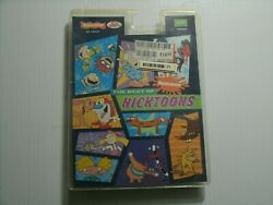 NEW LOT Nickelodeon The Best Of Nicktoons Cassette Tape 90#x27;s amp; Mighty Reptar $13.88