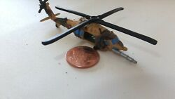 MILITARY MICRO MACHINES UH60A UH 60A DESERT HAWK BLACKHAWK HELICOPTER quot;Aquot; ARMY $24.99