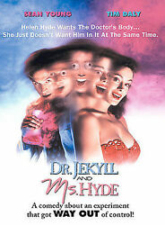 (Item #5-HO) DR. JEKYLL AND MS. HYDE Young Daly Brand New DVD FREE SHIPPING $12.95