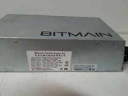 Bitmain APW3 Power Supply PSU for Antminer ASIC Miner S9 L3 D3 A3 1600W $58.79