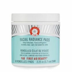 First Aid Beauty Facial Radiance Pads 60 Pads $25.98