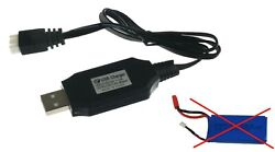 USB Charger for Protocol Galileo RC Quadcopter Drone $9.00