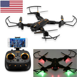 Foldable GPS positioning & Altitude Hold RC Drone 2.4G w/ Wifi 1080P Camera $91.19