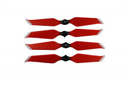 2 Pairs 8743F Propellers Quick Release Folding for DJI Mavic 2 Pro/ Zoom Red $15.98