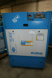 30kW Screw Compressor Variable Dryer Almig Flex plus Pneumatic Air Compressor