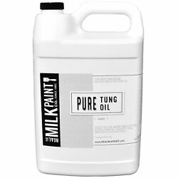 Real Milk Paint Pure Tung Oil Gallon $66.99