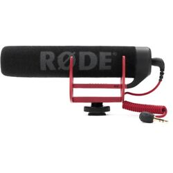 Rode VideoMic Go Light weight On Camera Microphone VMG US Authorized Dealer $99.00