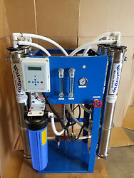 Commercial Industrial Reverse Osmosis System manufactured by WATERGUY