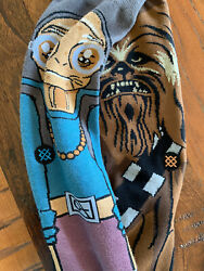 Stance Star Wars Socks Chewbacca Adult Size Large 9 12 $9.99