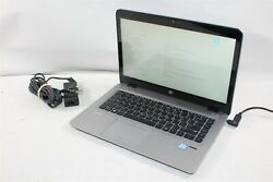 HP EliteBook 840 G3 14 FHD  Touch i5-6300U 2.4GHz 8-16GB 0-512GB M.2 SSD Win 10 $269.99