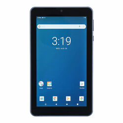 ONN. Surf 7quot; Android Tablet 9.0 Pie 16GB 1.3GHz Quad Core 2 Cam USED