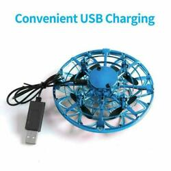 360° Smart Mini Hand Control Drone Helicopter Quadcopter Flying Toys BLUE $29.95