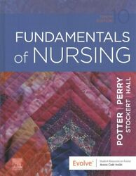 Fundamentals of Nursing - Text and Study Guide Package by Potter 9780323761048 $244.53