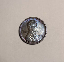 1919 Lincoln Wheat Cent MS+ Toned $49.99