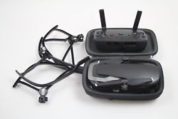 DJI Mavic Air Fly More Combo - Foldable, Pocket-Portable Drone - Onyx Black $599.99