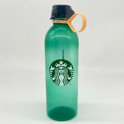 Starbucks reusable water bottle summer 2020 Green color 24 oz $14.97