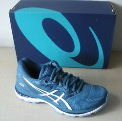 ASICS WOMENS GEL-NIMBUS 20 RUNNING SHOES-SNEAKERS-T850N-401- Azure  White $89.99