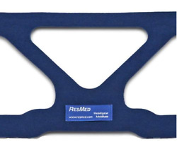 ResMed Universal Headgear Blue - Medium  Standard - NEW & SEALED $15.90