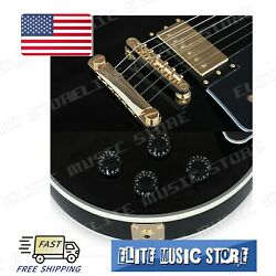 1 Set Golden LP Guitar Tune-o-matic Bridge Tailpiece fits Les Paul US $17.99