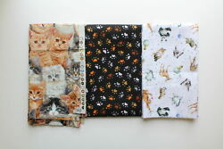 Novelty Animals Fabric BundleLast of the Best 2 Yds 2 inches $17.99