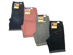 Seven7 Sunset Bermuda Denim Shorts  Womens Roll Cuff  Variety Size and Color's  $21.99