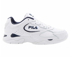 NEW IN BOX Fila Men's Classic Leather Tennis Gym Shoes Sneakers PICK SIZE $42.49