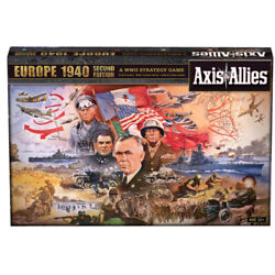 Axis and Allies Europe 1940 - 2nd Edition $63.99