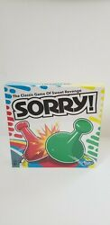 Sorry Hasbro Gaming For Ages 6 Brand New $19.90
