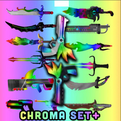 All Chroma Weapons for cheap - Ultimate Bundle 🔥 including c light and c dark $149.98