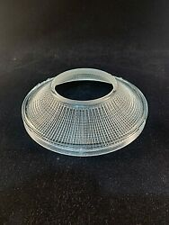 1930s Holophane Shade Lower Part Reproduction $18.00