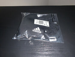 Adidas Face Mask Cover 3 Pack Large New Black amp; Blue FREE Shipping $25.00