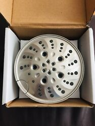 Delta 52669  1.75 GPM 6 Wide Multi Function Shower Head with H2Okinetic and $65.00