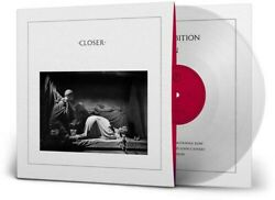 Joy Division Closer 40th Anniversary Limited Crystal Clear Edition New Viny $22.16