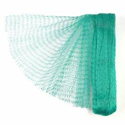Dobmit 33Ft x 13Ft Bird Netting for Garden Protect Plants and Fruit from Bird An $15.11