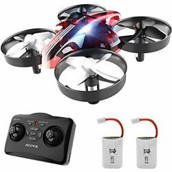 Mini Drones For Kids And BeginnersHelicopter With Remote ControlRC Pocket Hold $34.91