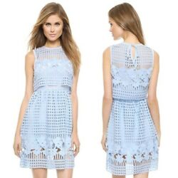 NWT Saylor Lola Dress Sky Color Sz S $79.99