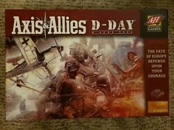 Axis & Allies D-day $4.10