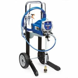 NEW GRACO 262805 MAGNUM X7 CART PAINTER PLUS AIRLESS WITH GUN PAINT SPRAYER $389.95