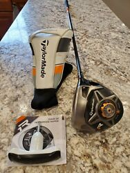 Taylormade R1 Driver stiff flex with headcover and torque tool right handed $68.00