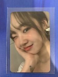 Weki Meki Yoojung Hide and Seek Official photocard Seek ver $3.99